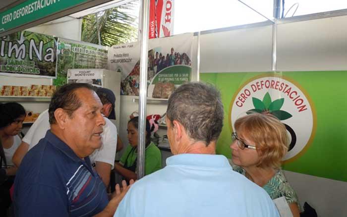 Se realizan preparativos para desarrollar La Marca Cero Deforestación como soporte a frutos amazónicos orgánicos y conservacionistas.