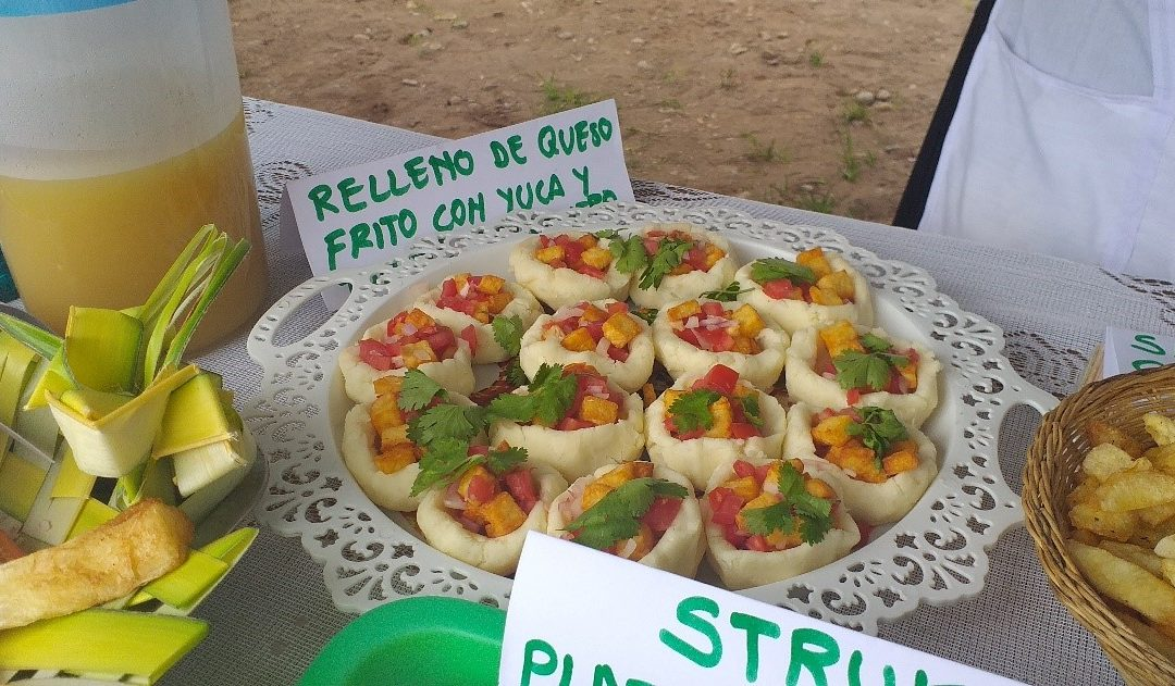 Montevideo-Chaglla, promueve la gastronomía variada en base a productos derivados de queso, y participa de feria gastronómica