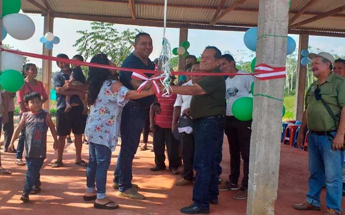 DETEC inauguró Estación de Reproducción de Tecnología Agroforestal (ERTA) en Campo Verde- Ucayali-Perú