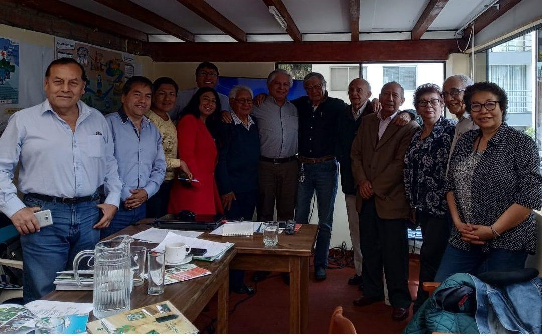 Diálogo sobre experiencias Multiactor para elevar impactos en Protección de Bosques y Pobreza Rural.