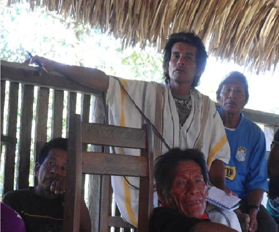 PERÚ: INICIAN JUICIO POR CRIMEN DE LIDER NATIVO AMBIENTALISTA EDWIN CHOTA